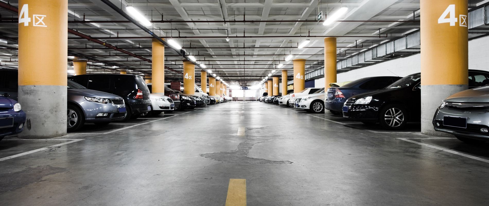 Find A Car Parking Space